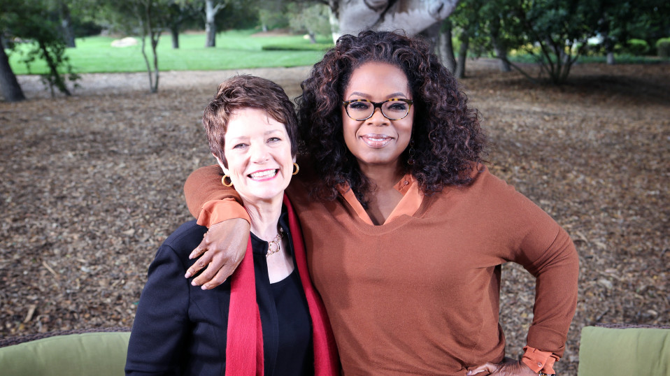 Oprah & Book Club Author Sue Monk Kidd: The Soul of a Writer