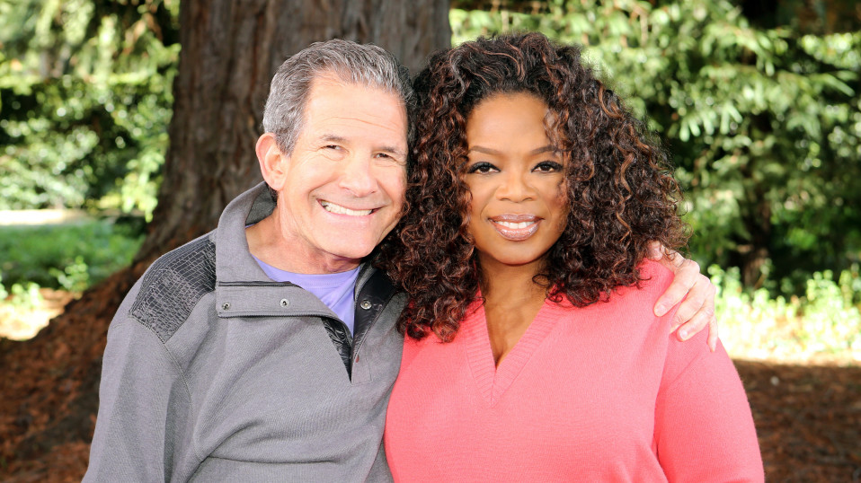 "Oprah & Gary Zukav: Celebrating 25 Years of ""The Seat of the Soul"""