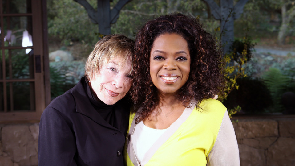 Oprah & Legendary Actress Shirley MacLaine: The Soul of a Star