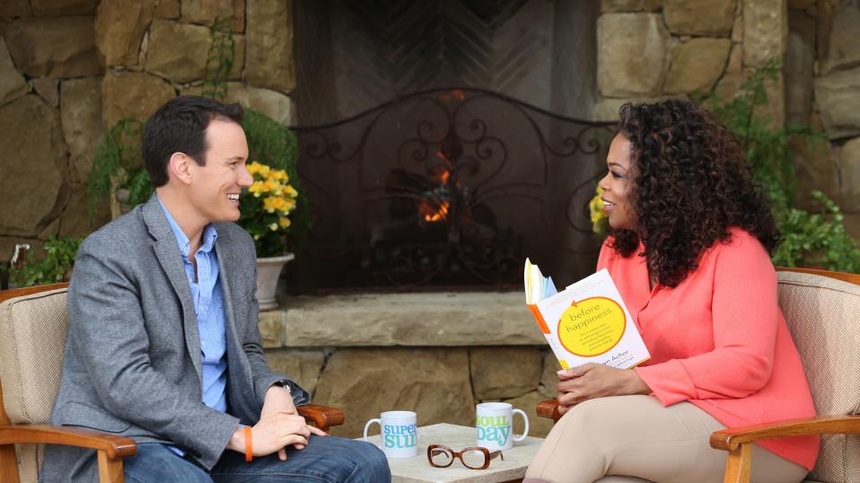 Oprah & Shawn Achor: The Secret of Happy People