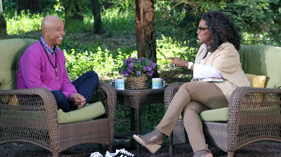 Oprah & Russell Simmons: Success Through Stillness