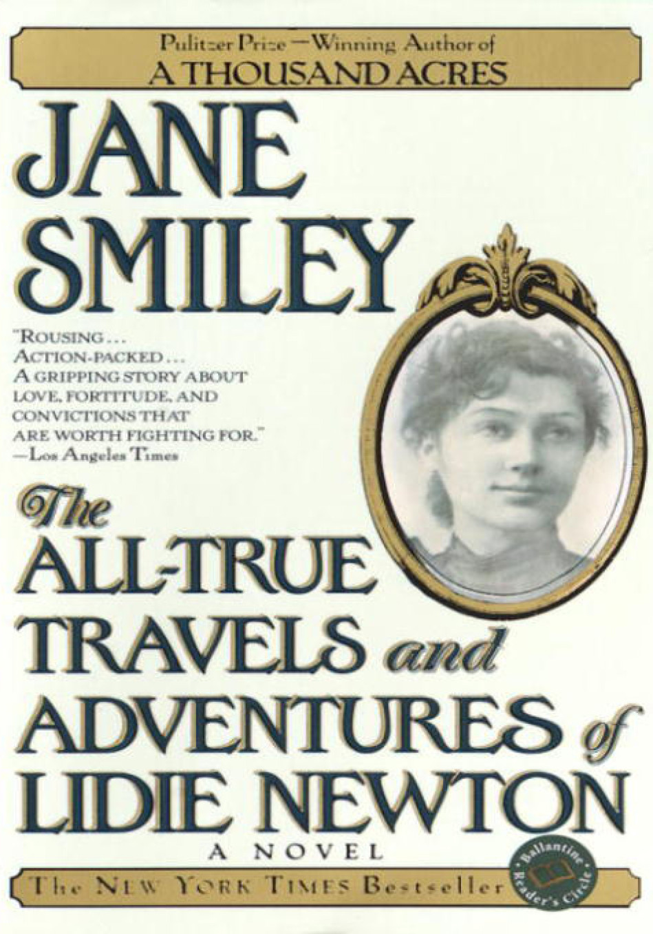 a book report on jane smileys novel a thousand acres