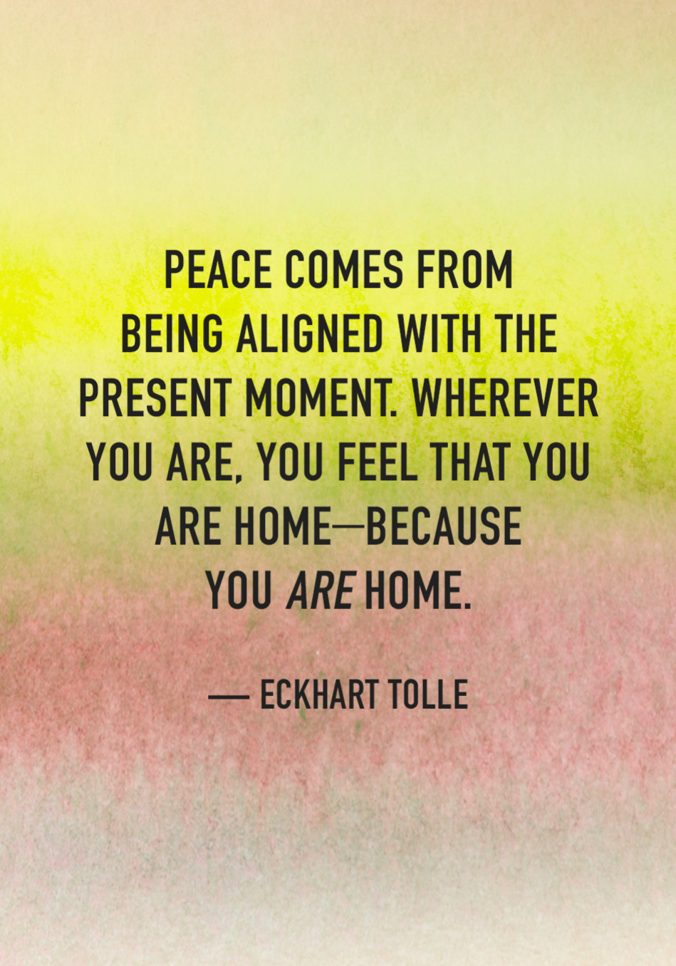 Quotes Eckhart Tolle: Eckhart Tolle's Guide To Transforming Your Life