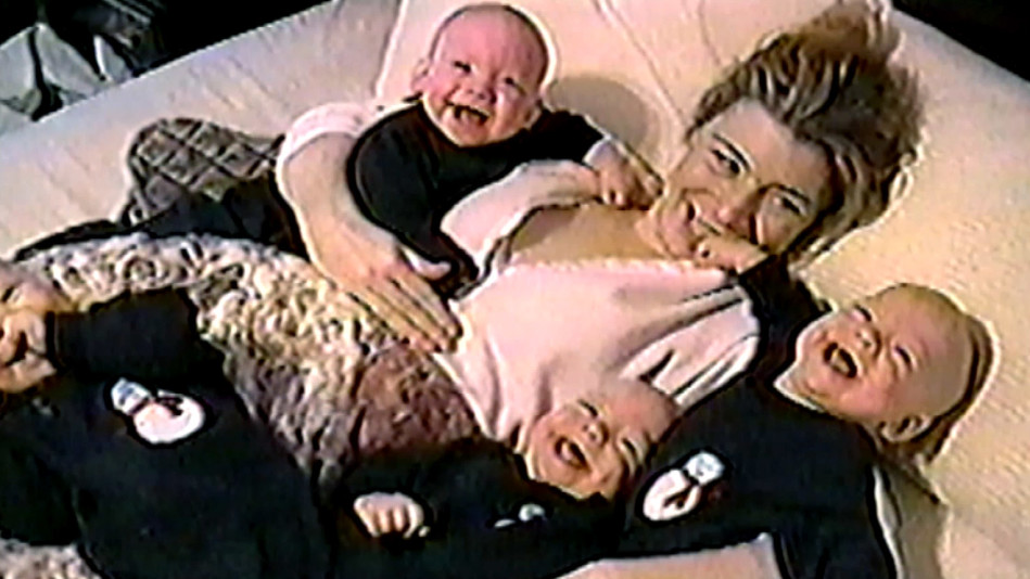 The Laughing Quadruplets, All Grown Up - Video