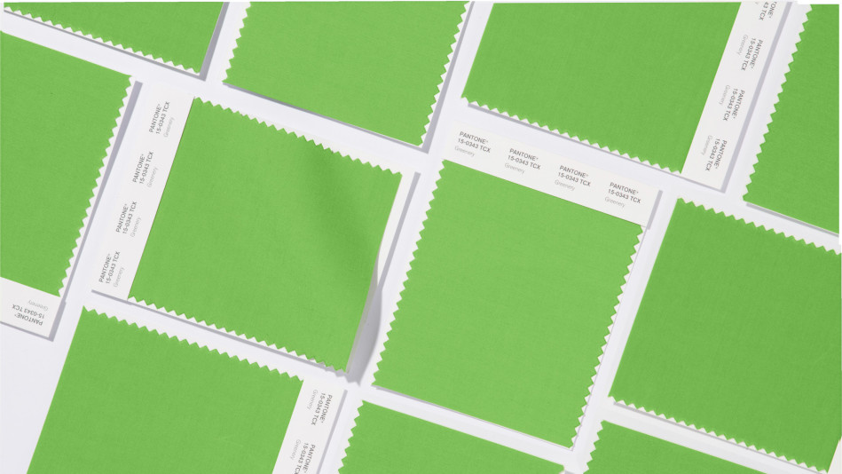 greenery pantone color of the year 2017