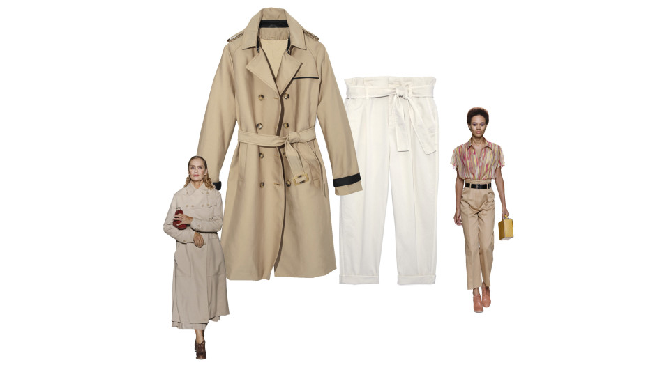The $99 Trench Coat We Love (and 9 More Spring Essentials)
