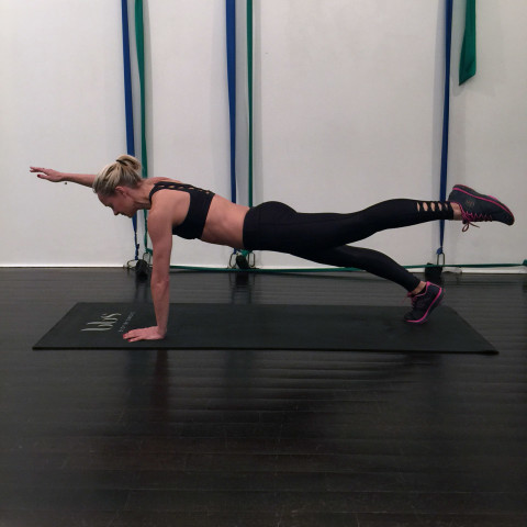 beginners how long to do plank