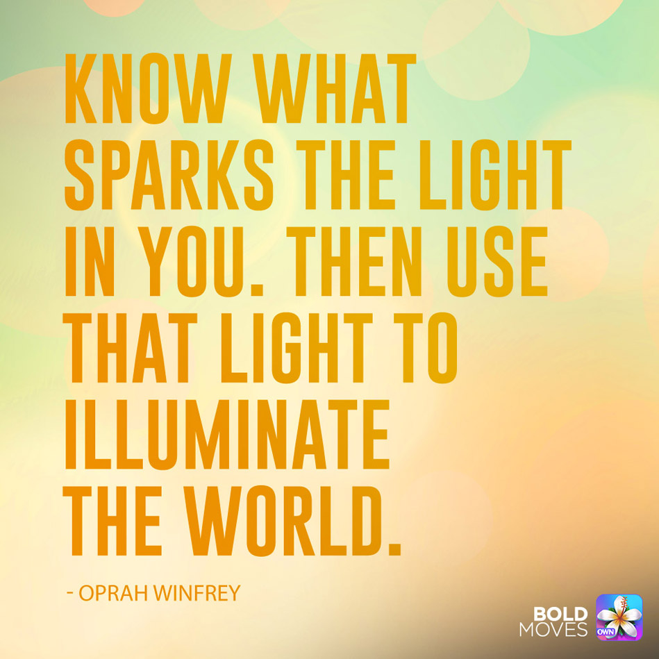 Quote 15 Inspiring Quotes From Oprah