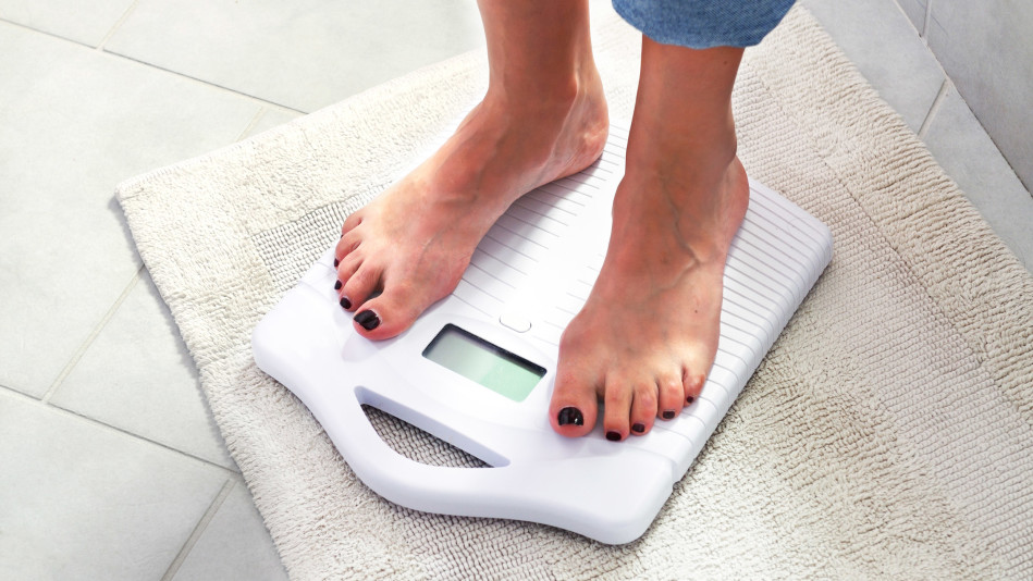 Weight and Health - Magazine cover