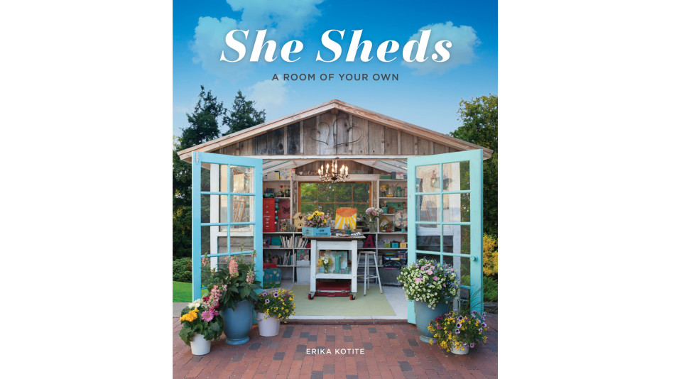 She Shed Backyard Getaways