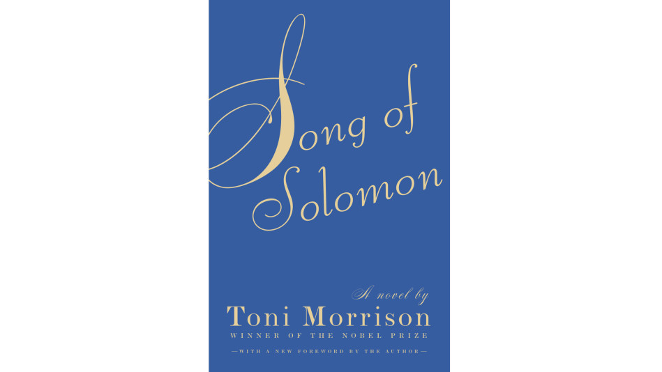 essays on song of solomon toni morrison