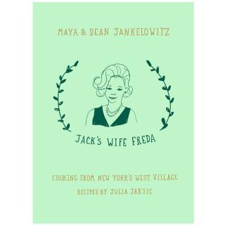 Jack's Wife Frieda