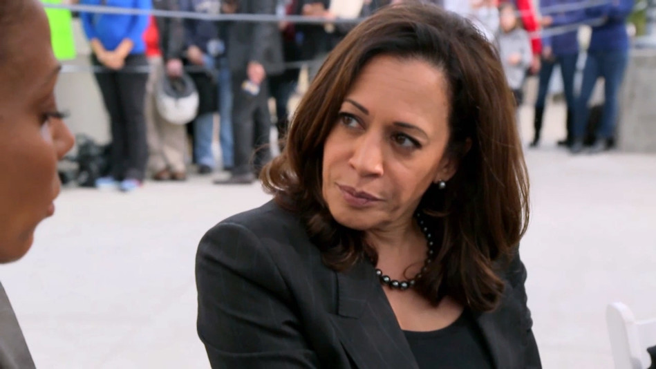 Holly Peete and Dolores Robinson Meet with Senator Kamala Harris