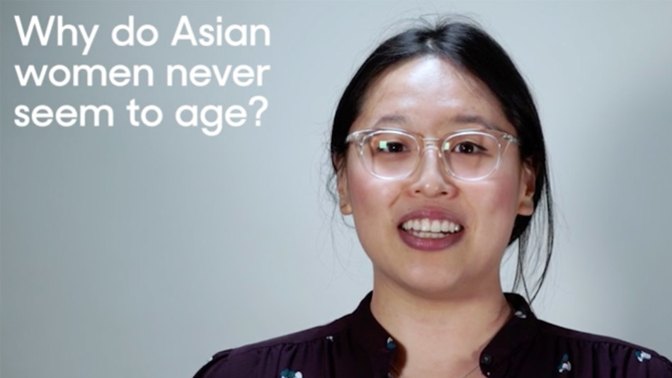 Race Asians and Aging Video