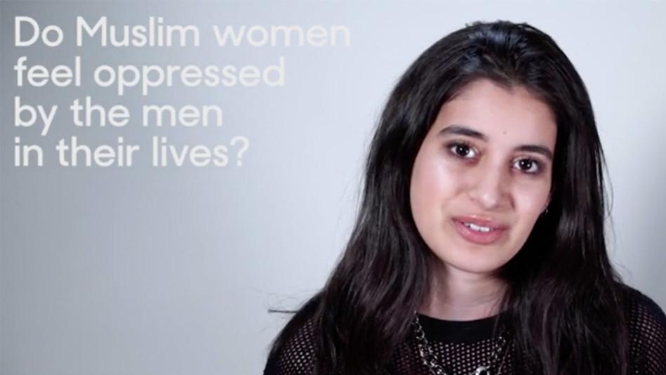 Race Muslim Women and Men Video