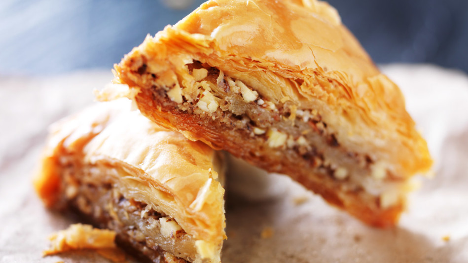Aine McAteer's Heavenly Baklava