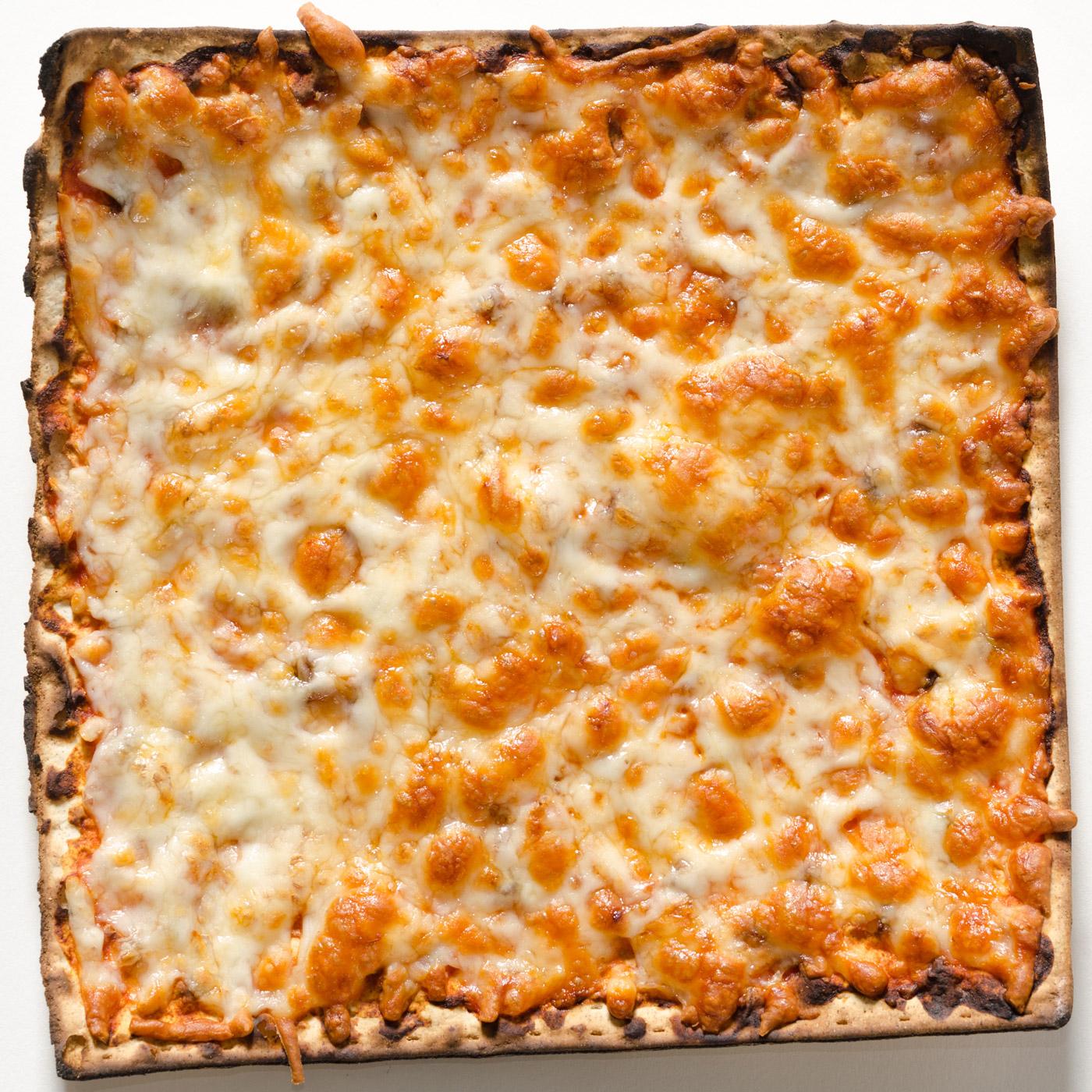 Spike Mendelsohn's Matzah Pizza
