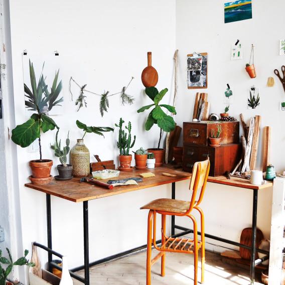 Creative Home Office Decorating Ideas: Creative Studio And Office Decorating Ideas