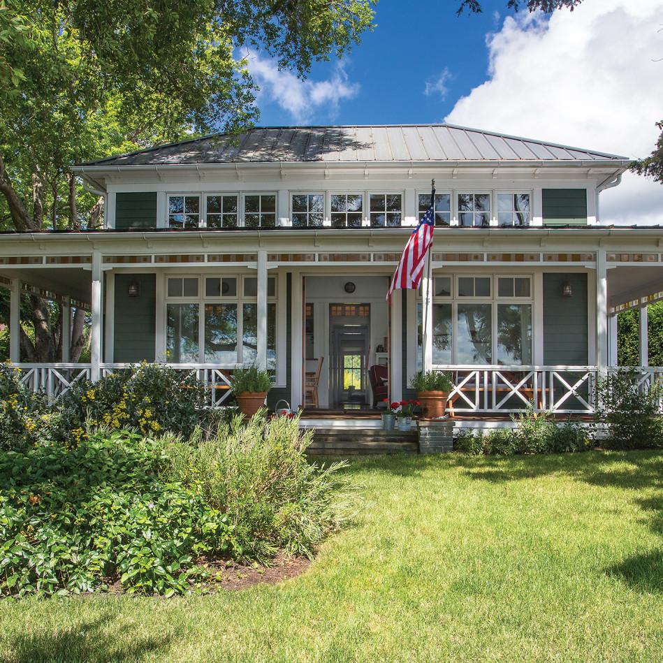 Beautiful Summer Porch Decorating Ideas