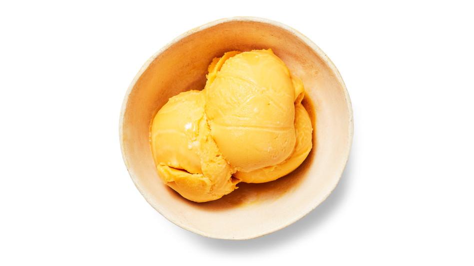 mango fro-yo recipe