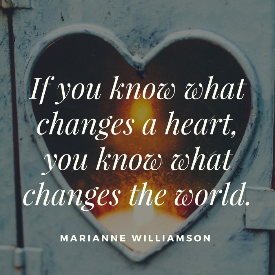 Quotes About Love And Life Lessons 13 Of The Best Life Lessons From Marianne Williamson