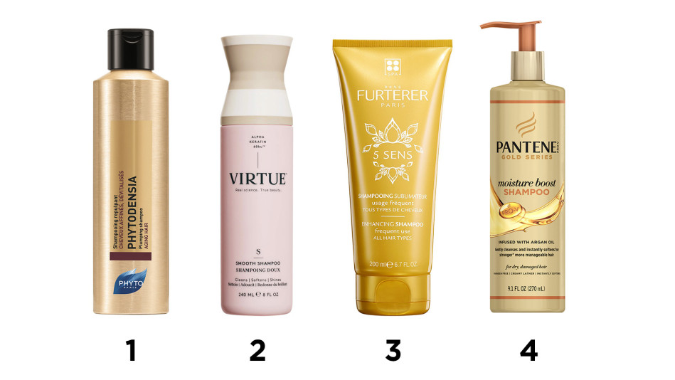 Best Haircare Products For Fine Frizzy Damaged And Dry Hair