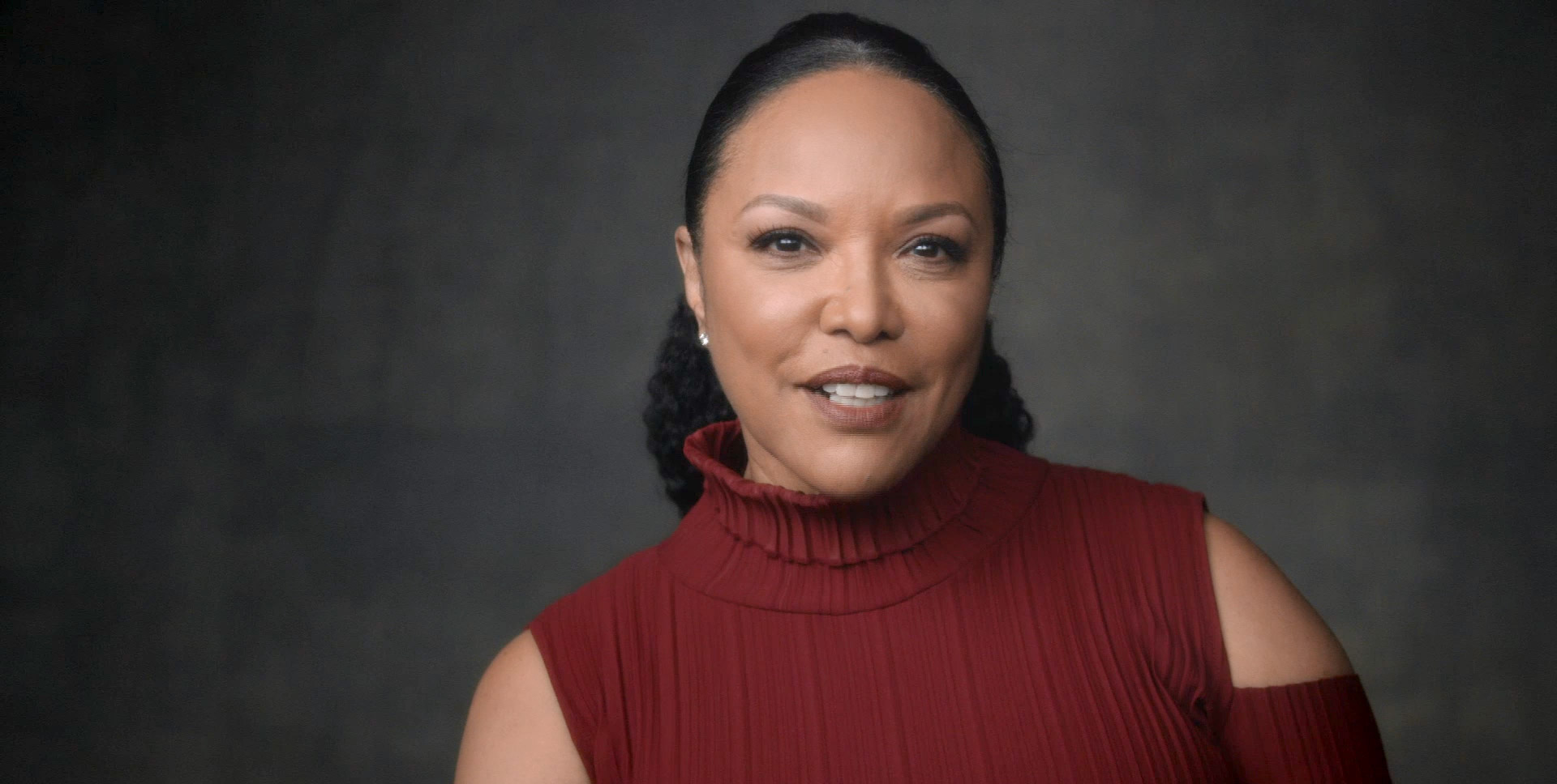 This Rousing Poem That Helps Lynn Whitfield Stay Present