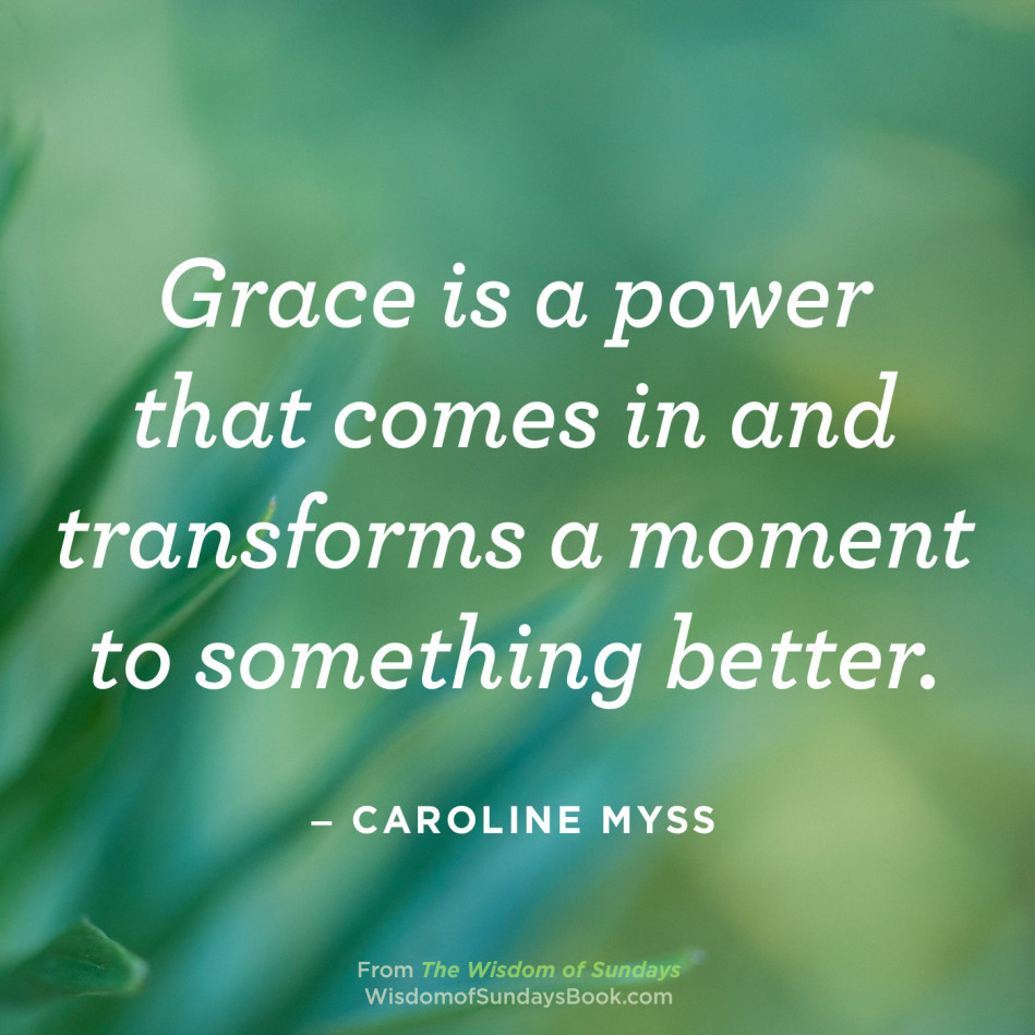 Wisdom Quotes The Wisdom Of Sundays Quotes  Caroline Myss