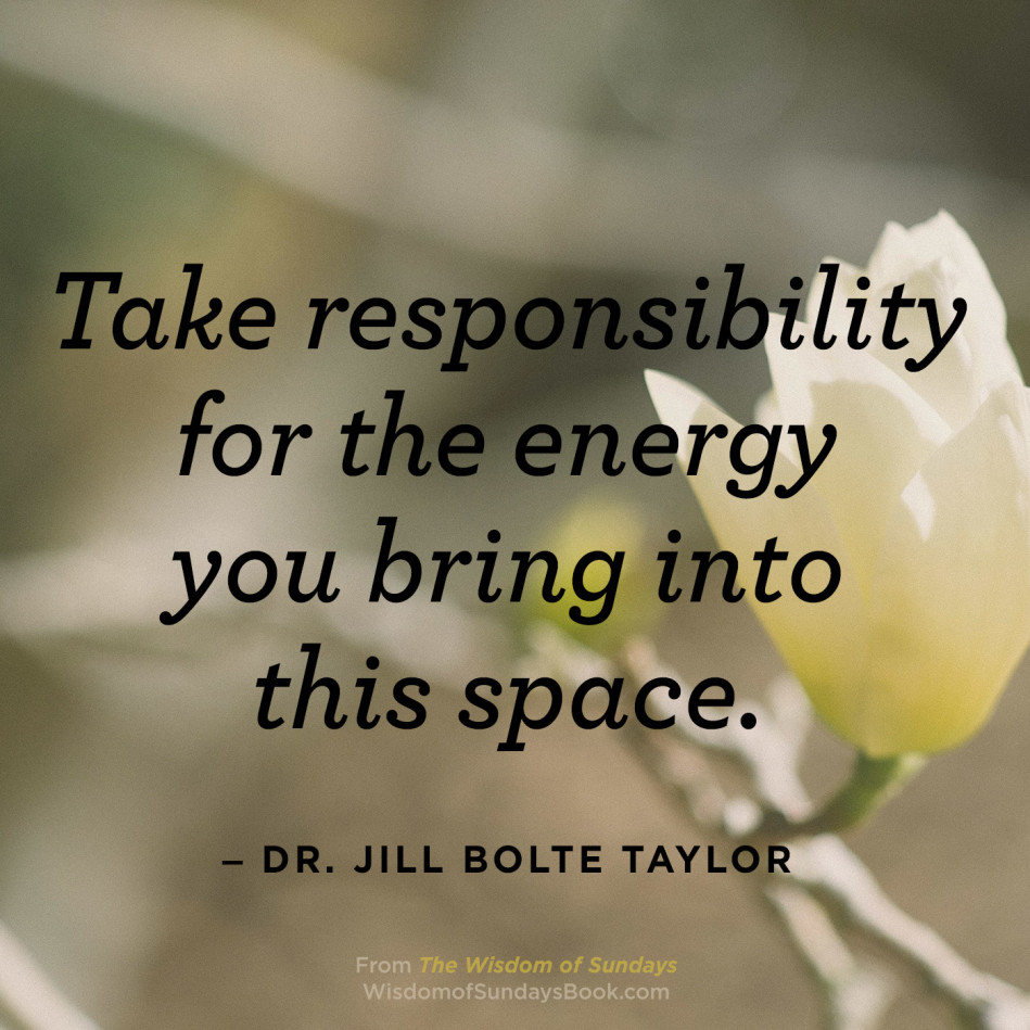 Wisdom Quotes The Wisdom Of Sundays Quotes  Drjill Bolte Taylor