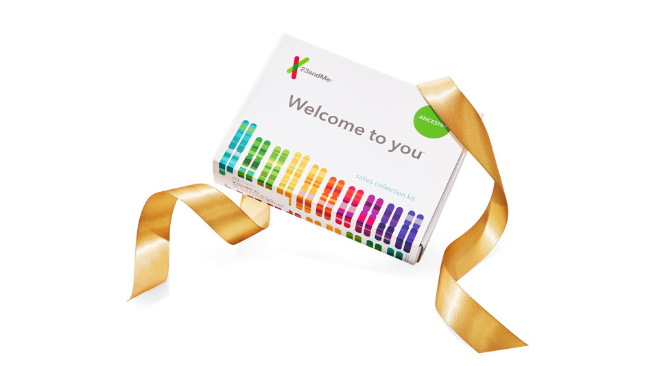 DNA Test-Ancestry Personal Genetic Service