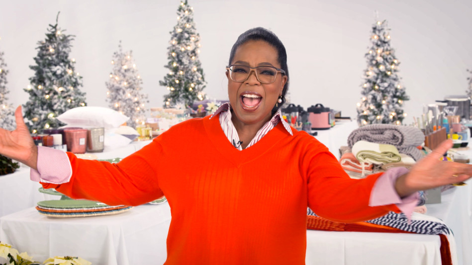 Oprah's Favorite Things 2017 Announcement Video