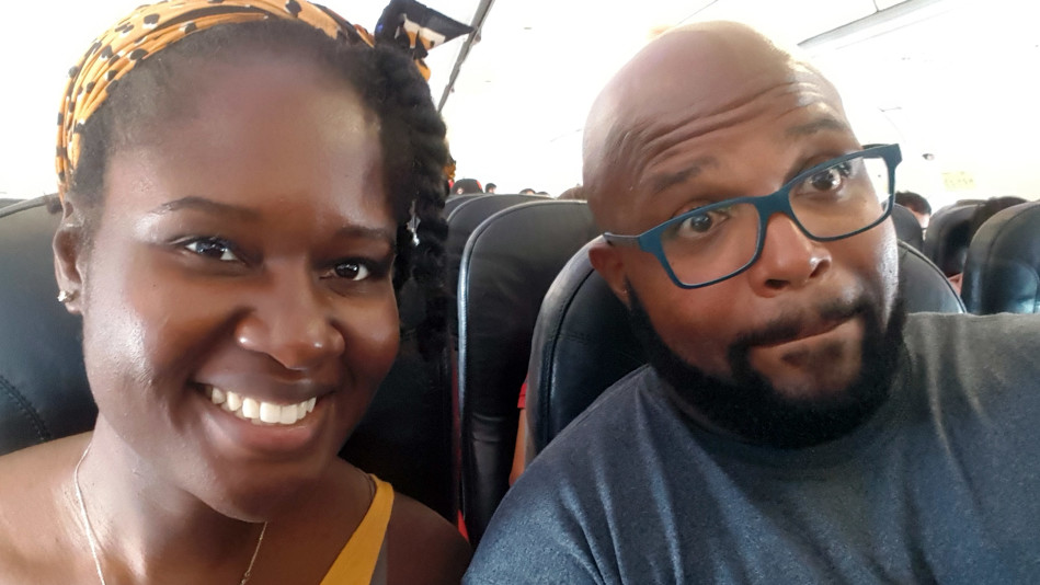 Follow-Up: Akwaaba Guests Ean and Ebony Reveal Their Wedding Plans