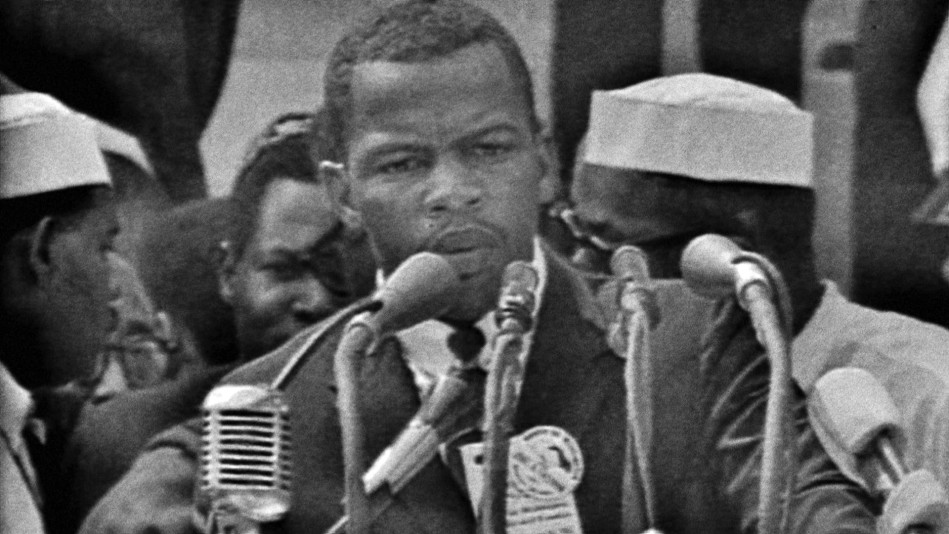 John Lewis' Pivotal 'This Is It' Moment at the March on Washington