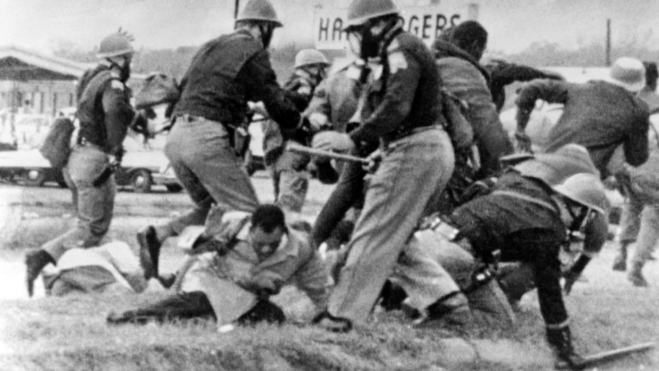 Rep. John Lewis' Firsthand Account of Surviving Bloody Sunday