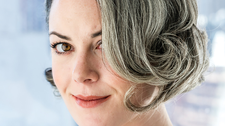 How To Transition To Gray Hair Silver Hair Handbook