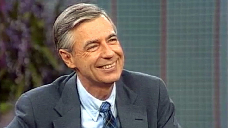 Fred Rogers Favorite Part About Mister Rogers Neighborhood Video