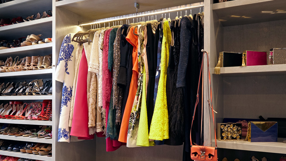 A Clever Upgrade That Any Closet, Big Or Small, Can Use: Pull Out Valet  Hooks. They Take Up Minimal Space But Make Getting Dressed So Much Easier  By ...
