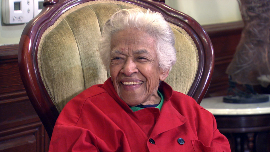 Leah Chase to Robbie: I Told President Obama Not to Mess Up My Gumbo