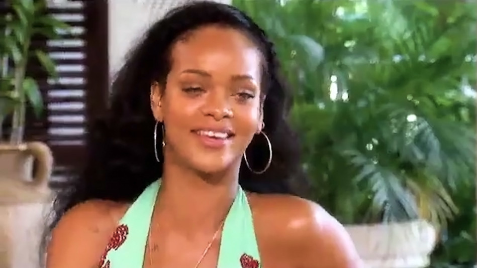 The Advice Rihanna's Grandmother Gave Her About Finding Love - Video