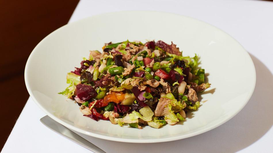 madison avenue salad