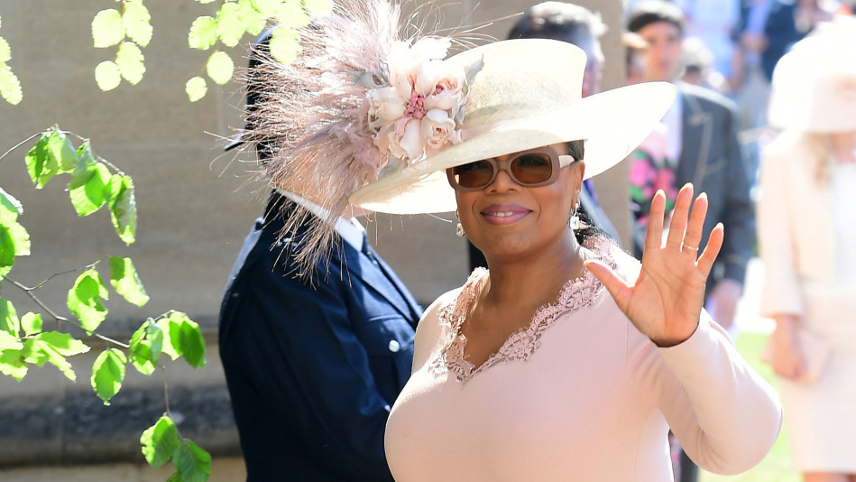 What Oprah Knows for Sure About the Royal Wedding