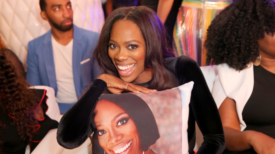 Yvonne Orji at BET Her Awards Presetned by Bumble