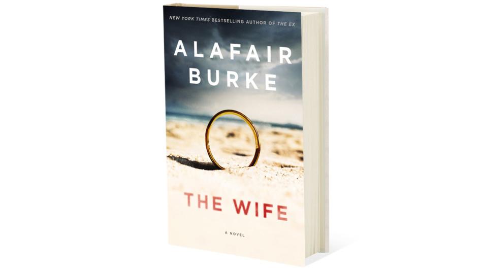 the wife alafair burke