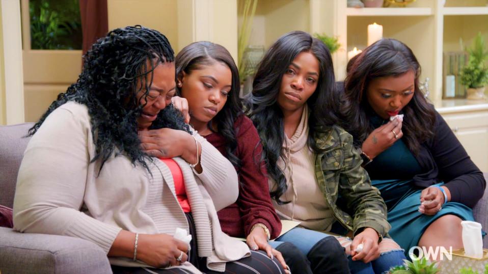 3 Daughters; 1 Dead Son & A Million Secrets