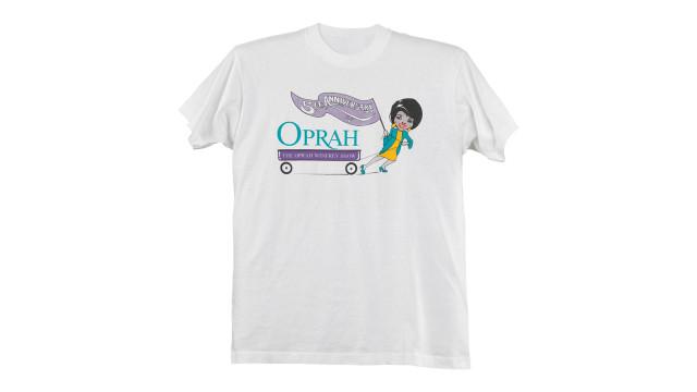 the oprah winfrey show tshirt