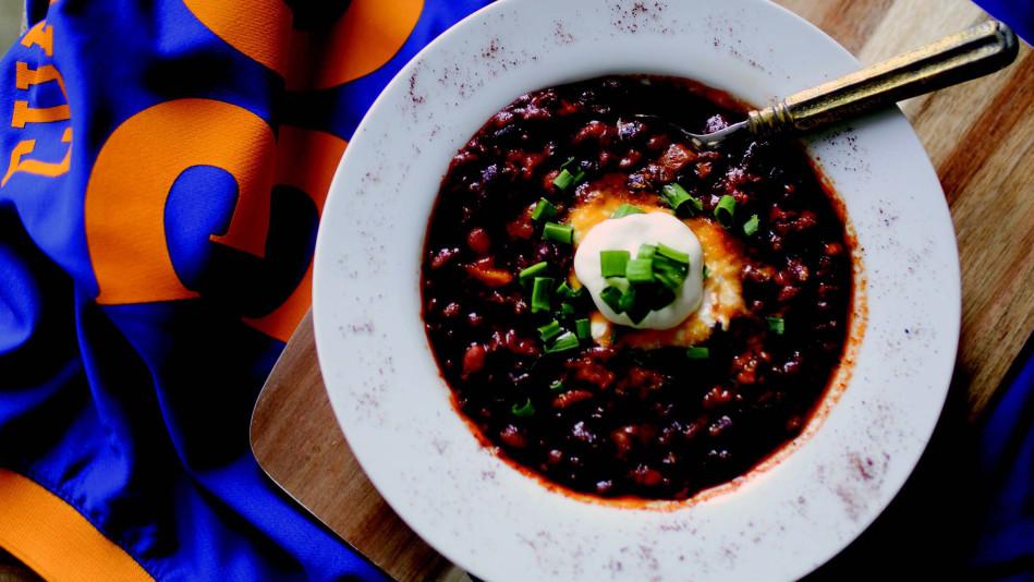Ayesha Curry Game-Day Chili Recipe