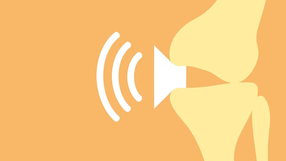 Noisy joint illustration