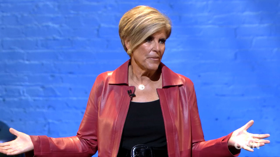 Suze Orman: How You Can Grow $100 into $1 Million
