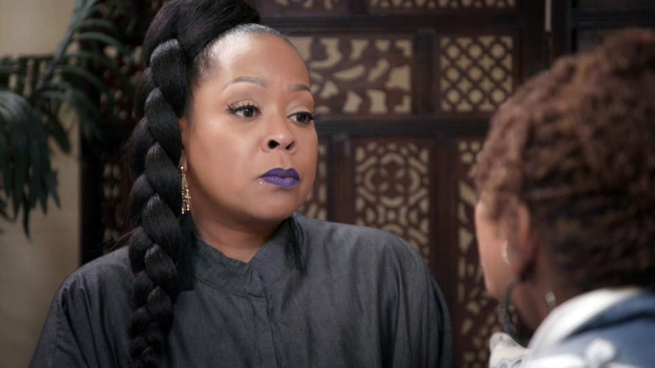 First Look: Monifah on the Season Finale of 'Iyanla: Fix My Life'