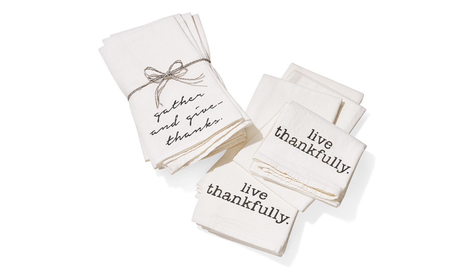 oprah 39 s favorite things 2018 full list face to face home by face to face designs napkins. Black Bedroom Furniture Sets. Home Design Ideas